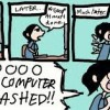 The computer crashed - lessons learned